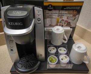 Cafetière Keurig