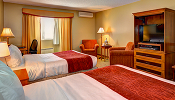 Executive room 2 Queen Size beds