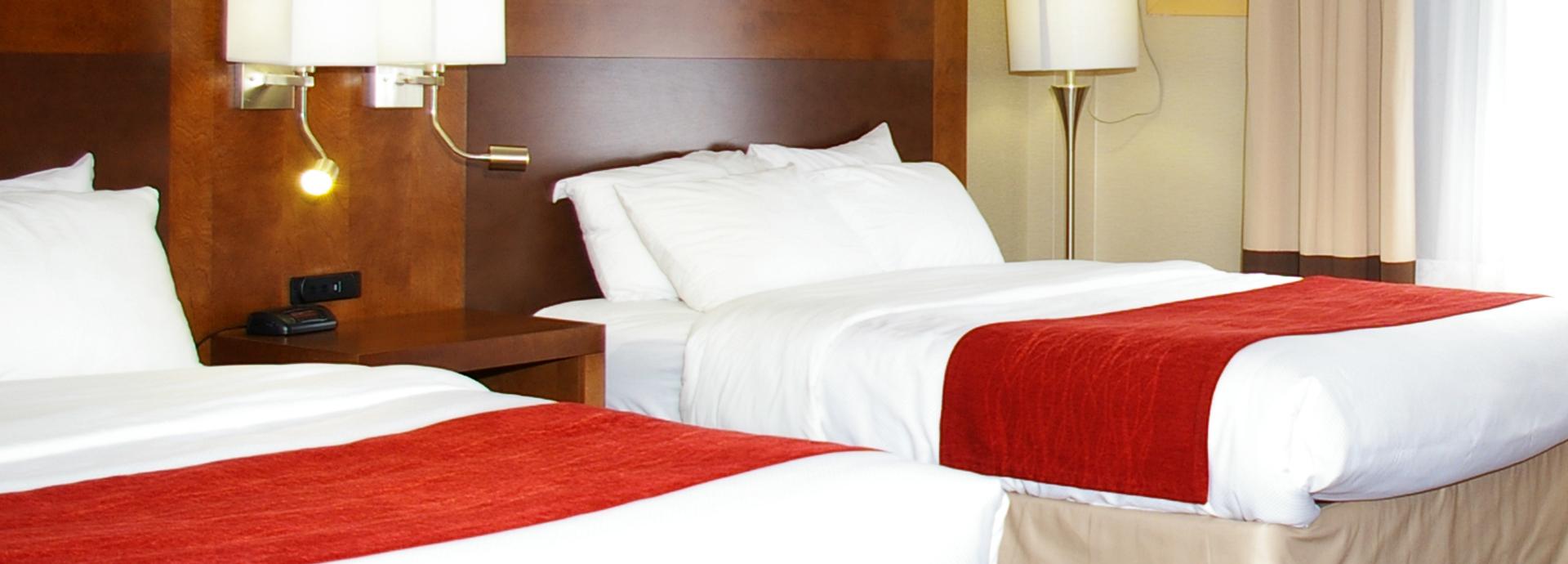 Hotel Comfort Inn Mont Laurier